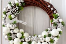 vianocne vence na dvere