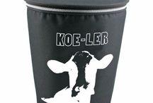 KOE-ler / Koeltas voor warme zomerse dagen