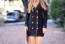 My Style / Fashion and style for young women, simple style, minimal style, feminine and classic