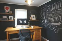 Office Space / Ideas for our workspace.
