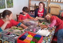 Holiday Art Courses for Children / During the Holidays we run a number of arts courses for specific age groups, these include sculpture courses, art in the woods and many more.  We can let you know when courses are coming up if you join up to our email list via the website, faux arts.co.uk