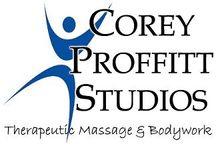 Corey Proffitt Studios Massage - Lexington KY / Corey Proffitt Studios Massage provides safe and professional massage therapy services in Lexington, KY.  Voted best massage in Lexington, KY!