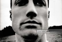 Anton Corbijn - Kasey Keller / Dutch Photographer