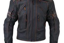 chaquetas moto