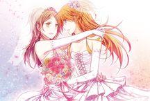 Hibiki and Kanade