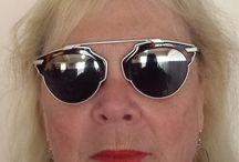 """AGTS"" Logo Sunglasses"
