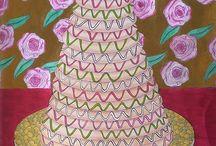 The Great British Cake Off Great British Flower Show Harriet Popham