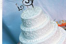 Wedding Cakes We Love / by I Do Now I Don't