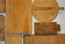 Δισκοι πιατα ξυλινα