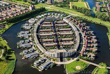 nederland plaatsen