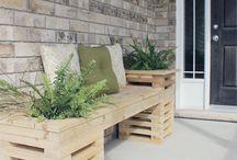 Outside furniture
