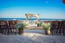 Ceremony / Vanessa Jaimes Floral Design |  Ceremony |  Destination Weddings | Chuppah |  Gazebo