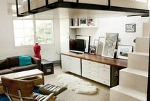 small spaces interiors