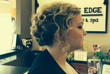 Special occasion styles / Call us for your weddings, prom or any special occasion