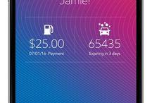 Fintech App Home Screen Ref