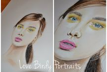 Love Birdy Art / My art