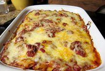 Pastas To Try / by Angela Regan