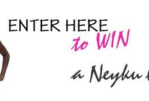 WIN WIN WIN / Our current competitions. Good luck x