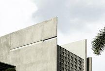 Structure Art Facade
