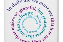 I Am Grateful For... / by Clare Hanny