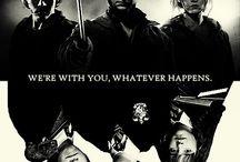 Harry Potter / by Katie Evans