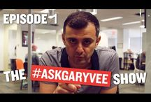 The Ask Gary Vee Show / Learning how to optimize your social media network from Gary Vaynerchuck is exactly what the social media doctor ordered!