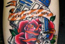 tattoos / by Lauren Nygard