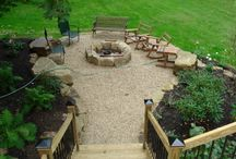 Backyard Ideas / by Maryia Webb