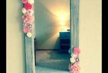 Elaina and Claire's room / by Rebekah Sacran