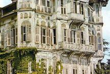 romantikus házak