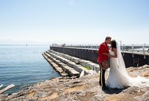 The Breakwater, Victoria BC-Wedding Photography