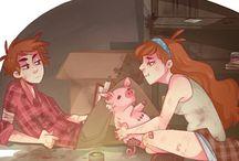 Disney/ Dipper and Mabel