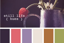 {Color Palette} / These are beautifully put together & completely helpful / by Jessica Park