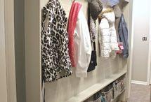 Flur garderobe