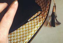 Couture - Trousses & Pochettes