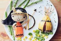 Cocina creativa para niños