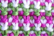 Just keep knitting, just keep knitting...
