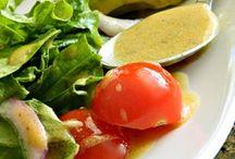 Salad vinaigrettes