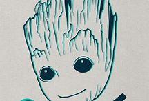 Guardians of Galaxy vol 2 & 1