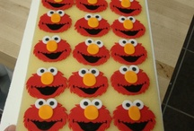 Inspiration Elmo / by Tracy Clay Miller