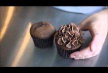 zdobení dortů, pečiva
