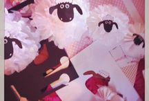 Party decorations from Pretty Things For You