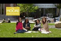 The Moore Experience / Moore College of Art & Design Shared Community Experiences. If you would like to contribute, please drop us a line with your email address and/or Pinterest handle. Feel free to invite your friends and start pinning away. / by Moore College of Art & Design