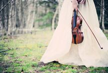Violin - Portrait