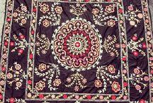 pattern: suzani