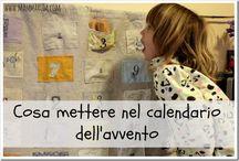 Calendario d'avvento