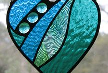 Small stained glass gifts to make