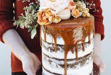 decoração de bolos - nakeds