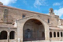 Iglesia Santa María Magdalena en Corrales del Vino / Románico de Zamora