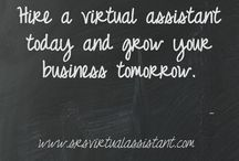 Virtual Assistant Inspiration / Here are a selection of great quotes to inspire all VA's